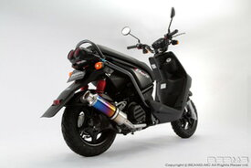 BEAMS (ビームス) バイク用 マフラー BW'S125 LPR - SE451 フルエキ フルエキゾースト SS 300 チタン B221-09-000