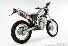 BEAMS (ビームス) バイク用 マフラー TRICKER FI JBK-DG16J SS 300 チタン アップタイプ フルエキ フルエキゾースト マフラー B223-09-003