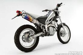 BEAMS (ビームス) バイク用 マフラー TRICKER FI JBK - DG16J スリップオン SS 300 チタン アップタイプ S/O B223-09-004