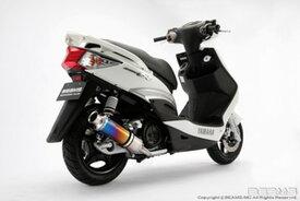 BEAMS (ビームス) バイク用 マフラー シグナス X 2009~台湾モデルLPR - SE461 / RKR - SE462 フルエキ フルエキゾースト SS 300 チタン B226-09-000