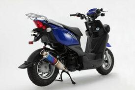 BEAMS (ビームス) バイク用 マフラー BW'S50 ~2014 JBH - SA44J フルエキ フルエキゾースト SS 300 チタン B233-09-000