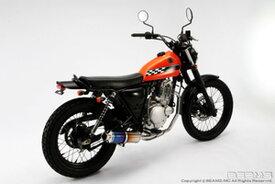 BEAMS (ビームス) バイク用 マフラー GRASSTRACKER 2004~ BA - NJ4BA フルエキ フルエキゾースト SS 300 チタン B303-09-000
