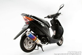 BEAMS (ビームス) バイク用 マフラー ADDRESS V50 ~2007 BA - CA42A フルエキ フルエキゾースト SS 300 チタン B314-09-000