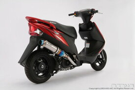 BEAMS (ビームス) バイク用 マフラー ADDRESS V125台湾 UZ125X フルエキ フルエキゾースト R-EVO チタンサイレンサー B317-53-007