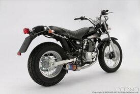 BEAMS (ビームス) バイク用 マフラー VANVAN200 FI 2008~ JBK - NH42A フルエキ フルエキゾースト SS 300 チタン B318-09-000