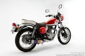 BEAMS (ビームス) バイク用 マフラー エストレア JBK - BJ250A フルエキ フルエキゾースト SS 300 チタン B409-09-000