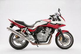 BEAMS (ビームス) バイク用 マフラー CB400SF VTEC REVO '07~'17 EBL-NC42 R-EVO スリップオン チタンソリッドサイレンサー 政府認証 22年騒音規制対応 G106-53-P3J