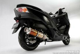 BEAMS (ビームス) バイク用 マフラー フォルツァ / JBK - MF10 フルエキ フルエキゾースト SS 400 チタン SP 政府認証 22年騒音規制対応 G127-18-000