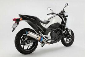 BEAMS (ビームス) バイク用 マフラー NC700S EBL-RC61 T-EVO スリップオン ヒートチタンサイレンサー 政府認証 22年騒音規制対応 G147-53-P1S