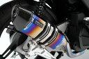 BEAMS (ビームス) バイク用 マフラー PCX150 2014~ / JBK - KF18 フルエキ フルエキゾースト CORSA-EVOヒートチタン 政府認証 22年騒音規制対応 G166-6