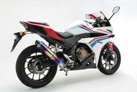 BEAMS (ビームス) バイク用 マフラー CBR400R 2BL-NC47 R-EVO スリップオン ヒートチタンサイレンサー 政府認証 22年騒音規制対応 G174-53-P1J