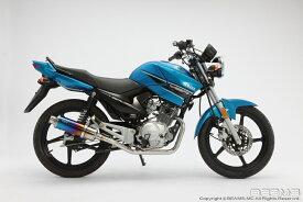 BEAMS (ビームス) バイク用 マフラー YBR125 PCJLH5 フルエキ フルエキゾースト SS 300 チタン B229-09-000