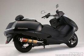 BEAMS (ビームス) バイク用 マフラー マグザム JBK - SG21J フルエキ フルエキゾースト SS 400 チタン SP 政府認証 22年騒音規制対応 G218-18-000