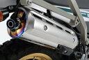 BEAMS (ビームス) バイク用 マフラー SEROW250FI JBK - DG17J スリップオン サイレンサー パワートレックマフラー 政府認証 22年騒音規制対応 G224-22-004