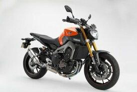 BEAMS (ビームス) バイク用 マフラー MT - 09 ~2016 EBL - RN34J フルエキ フルエキゾースト CORSA-EVO TITAN 政府認証 22年騒音規制対応 G236-65-T1J
