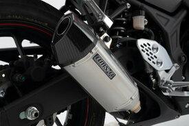 BEAMS (ビームス) バイク用 マフラー YZF R-25 JBK-RG10J/2BK-RG43J CORSA-EVO スリップオン チタンソリッドサイレンサー 政府認証 22年騒音規制対応 G237-64-P6J