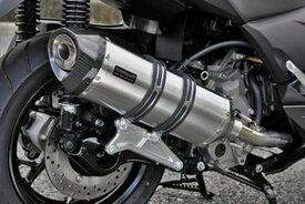 BEAMS (ビームス) バイク用 マフラー X - MAX 2BK - SG42J フルエキ フルエキゾースト GT-CORSA ステンレスサイレンサー 政府認証 22年騒音規制対応 G259-66-000