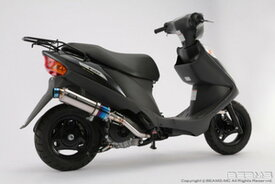 BEAMS (ビームス) バイク用 マフラー ADDRESS V125 2009~ EBJ - CF4EA フルエキ フルエキゾースト R-EVO SP チタンサイレンサー 22年騒音規制対応 G316-53-007