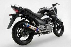BEAMS (ビームス) バイク用 マフラー GSR250 R-EVO ヒートチタン スリップオンW 22年騒音規制対応 G324-60-P1J
