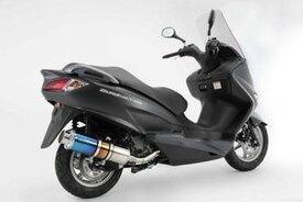 BEAMS (ビームス) バイク用 マフラー バーグマン200 ~2016 JBK - CH41A フルエキ フルエキゾースト SS 400 チタンSP 22年騒音規制対応 G331-12-000