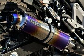 BEAMS (ビームス) バイク用 マフラー V-STROM250 R-EVO ヒートチタン スリップオン 政府認証 22年騒音規制対応 G337-53-P1J