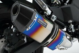 BEAMS (ビームス) バイク用 マフラー Z125 PRO 2BJ - BR125H フルエキ フルエキゾースト CORSA-EVO ヒートチタンサイレンサー 政府認証 22年騒音規制対応 G424-65-001