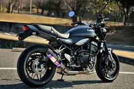BEAMS (ビームス) バイク用 マフラー Z900RS 2BL-ZR900C CORSA-EVO スリップオン ヒートチタンサイレンサー JMCA認定/政府認証品 G429-65-P6J