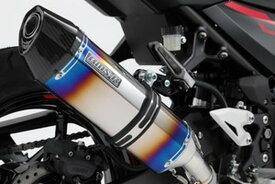BEAMS (ビームス) バイク用 マフラー NINJA250 2018~ 2BK-EX250P CORSA-EVO スリップオン ヒートチタンサイレンサー JMCA認定/政府認証品 G430-65-P6J