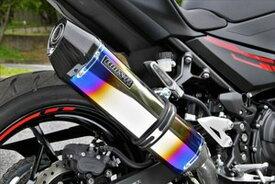 BEAMS (ビームス) バイク用 マフラー NINJA250 2018~ 2BK-EX250P CORSA-EVO フルエキ フルエキゾースト マフラー ヒートチタンサイレンサー JMCA認定/政府認証品 G430-65-S6J