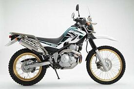 BEAMS (ビームス) バイク用 マフラー SEROW250FI JBK - DG17J サブチャンバー付キ フルチタンフロントパイプ G224-65-100