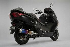 BEAMS (ビームス) バイク用 マフラー フォルツァ / BA - MF08 フルエキ フルエキゾースト SS 400 チタン-SP JMCA認定 J103-12-000