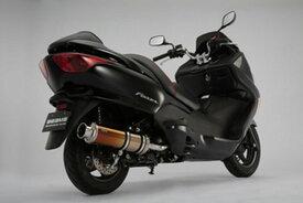 BEAMS (ビームス) バイク用 マフラー フォルツァ / BA - MF08 フルエキ フルエキゾースト SS 400 チタン-SP JMCA認定 J103-18-000