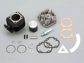 DAYTONA (デイトナ) バイク用 ビッグボアKIT (スチール) スーパーDRAGビッグボアキット ライブDIO/SR/ZX用 95408