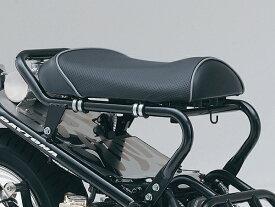 DAYTONA (デイトナ) バイク用 カスタムシート カスタムシートカバー ディンプルメッシュ ZOOMER用 ブラック 64188