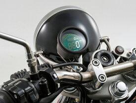 DAYTONA (デイトナ) バイク用 ミニメーター デジタルVELONA 電気式スピード&タコメータ 79716