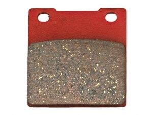 Daytona(デイトナ)赤パッド【セミメタルパッド】79825