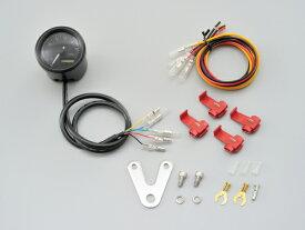 DAYTONA (デイトナ) バイク用 ミニメーター VELONA 電気式タコメーター(パルスジェネレーター無し)15000rpm ブラックボディ 3色LED 91676