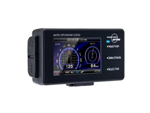 Daytona(デイトナ) × COMTEC ( コムテック ) バイク 用 レーダー 探知機 MOTO GPS RADAR LCD 3.0 94420 レー探 ※後払い決済不可