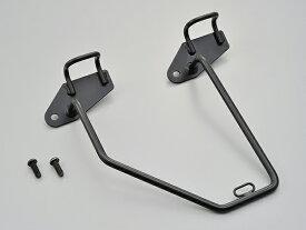 DAYTONA (デイトナ) バイク用 サイドバックサポート サドルバッグサポート 左側専用 REBEL250('17〜) 95225
