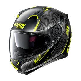 NOLAN (ノーラン) バイク用 ヘルメット フルフェイス Lサイズ N87 SIOUX(フラットブラック/106) 19886