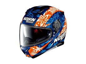 DAYTONA (デイトナ) バイク用 ヘルメット フルフェイス NOLAN (ノーラン) N87 ジェミニレプリカ ペトルッチ/62 Mサイズ 98353