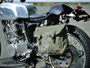 DAYTONA (デイトナ) バイク用 ツーリングバッグ Henlybegins ヘンリービギンズ DHS-9 防水サドルバッグMIL 8L 98912