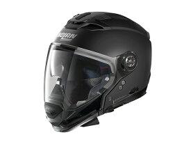 DAYTONA (デイトナ) バイク用 ヘルメット NOLAN ノーラン N702 GT ソリッド フラットブラック Lサイズ (59~60cm) 99364