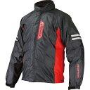 コミネ (Komine) バイク用 レインギア Rain gear RK-539 ブレスターレインウェア フィアート ブラック 黒 Mサイズ 03-…