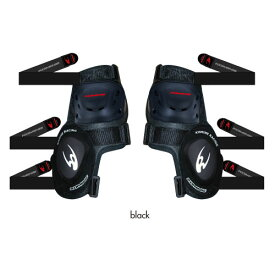 コミネ (Komine) バイク用 プロテクター Protector SK-652 峠膝小僧RACING PLUS ブラック 黒 フリーサイズ 04-652/BK