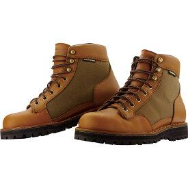 コミネ (Komine) バイク用 フットウェア シューズ ブーツ footwear Shoes Boots BK-065 GORE-TEX?ショートブーツ ブラウン 茶 25.5cm 05-065/BR/25.5