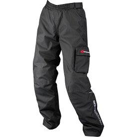 コミネ (Komine) バイク用 パンツ Pants PK-908 ウインターオーバーパンツ ブラック 黒 3XLサイズ 07-908/BK/3XL