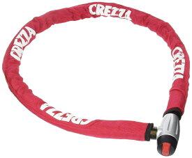 リード工業 バイクロック CREZZA LW-011 リンクロック レッド 22ミリ×1200ミリ