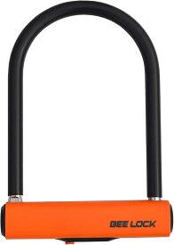 リード工業(LEAD) バイク用ロック BEE LOCK (ビーロック) シャックルロック 135×200mm 14φ LU-205A