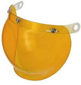 リード工業 ヘルメットシールド BC-10、BC-9、QP-2、QP-1、CR-760用 オレンジ